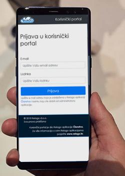 Korisnički (roditeljski) portal u aplikaciji Članstvo 2
